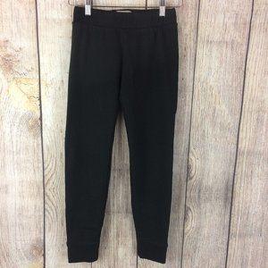 UGG Black Fleece Lined Jogger Sweatpants Sz XS